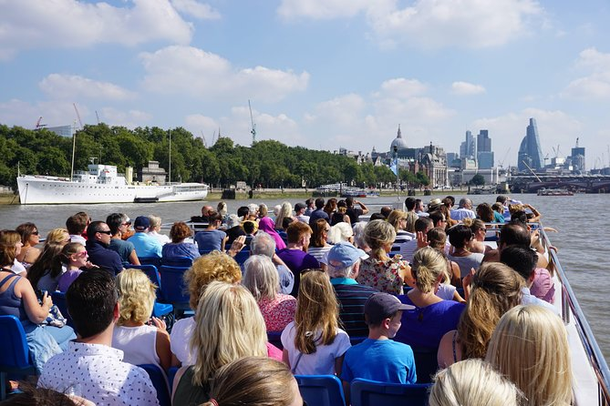 Tower of London River Cruise from Westminster