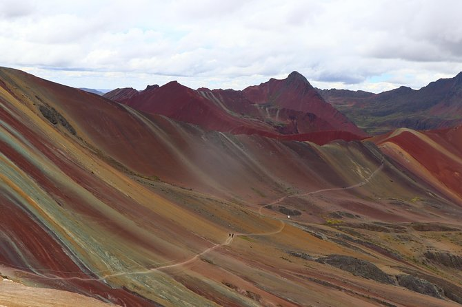 Rainbow Mountain Tour In The Afternoon photo 12