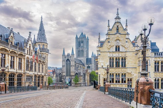 Discovery of Ghent from Brussels - Small Exclusive Group Tour photo 6