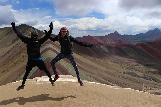 Peru Rainbow Mountain Afternoon Tour