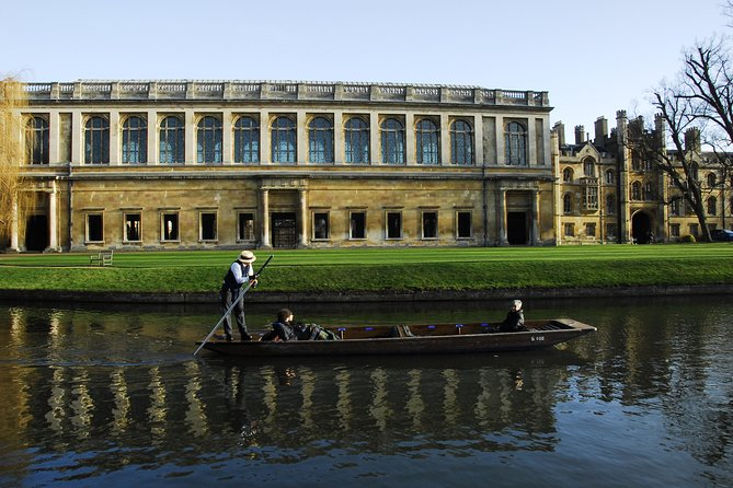 Guided Punting Tour Cambridge photo 13