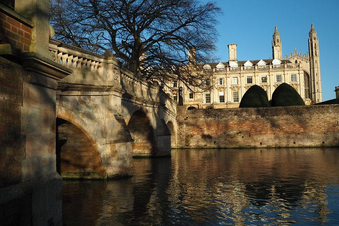 Guided Punting Tour Cambridge photo 8