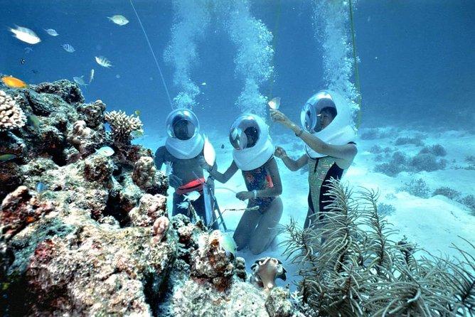 Bali Sea Walker GWK Uluwatu Sunset Tour - Free WiFi