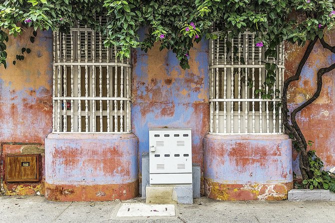 Ghost of Downtown: Fear in the streets. Cartagena Sensorial Tour