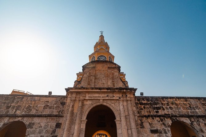 The walls of Cartagena Sensorial self guided audiowalk part 2 photo 6