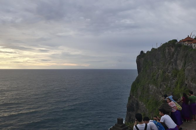 Sunset Private Guided Tour in Uluwatu with Sea Walker Experience