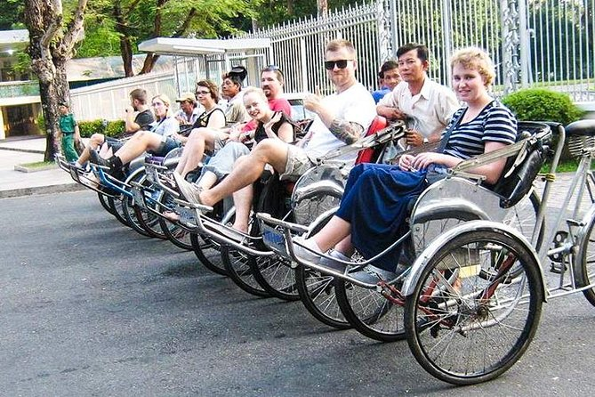 Cyclo Tour In Ho Chi Minh City Half Day