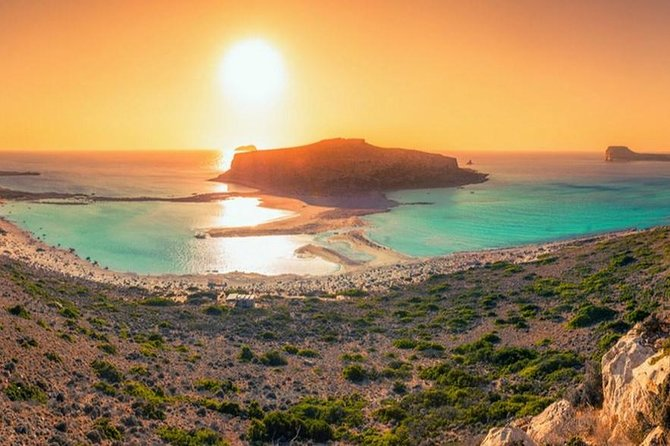 Balos Aquatic Desert Escape - Chauffeur-Driven Private Tour from Elounda