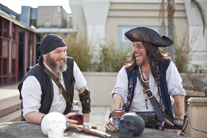 Pirates of the Quarter Tours
