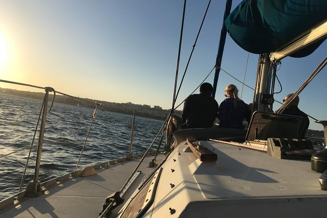 Lisbon Sunset Sensations Sailing Tour with white or rosé wine & snacks photo 9