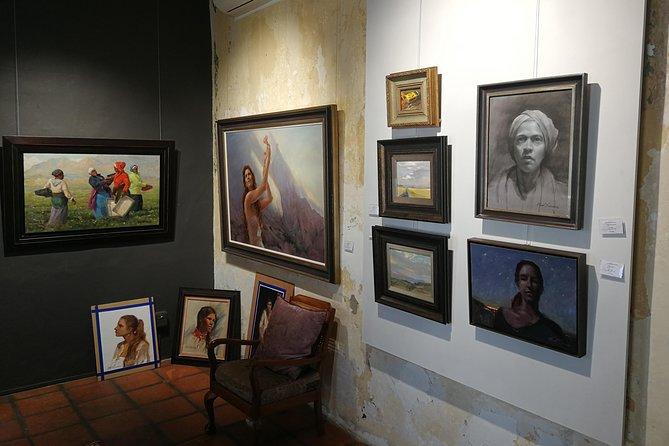 Stellenbosch Art Tour on Foot