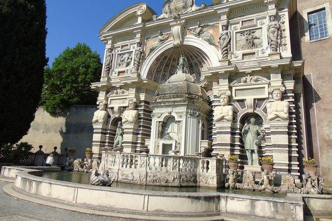 Villa d'Este and Villa Adriana from Rome Skip-The-Line Tickets Included