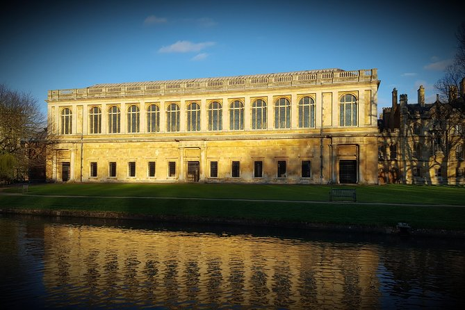 Guided Punting Tour Cambridge photo 17