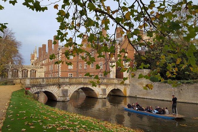 Guided Punting Tour Cambridge photo 18