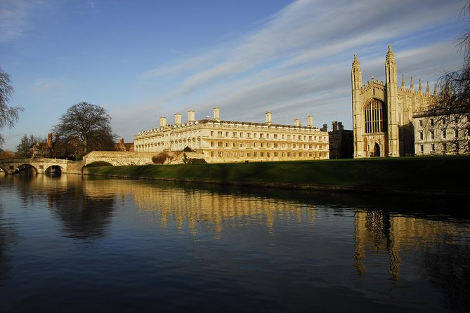 Guided Punting Tour Cambridge photo 3