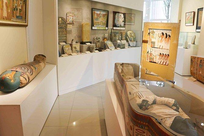 Ingresso Oficial: Museu Egípcio e Rosacruz + Complexo Luxor - Curitiba