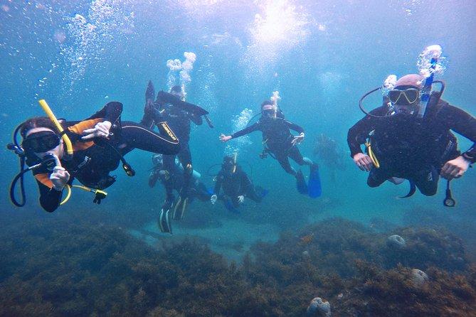Open Water Diver course, Santa Marta