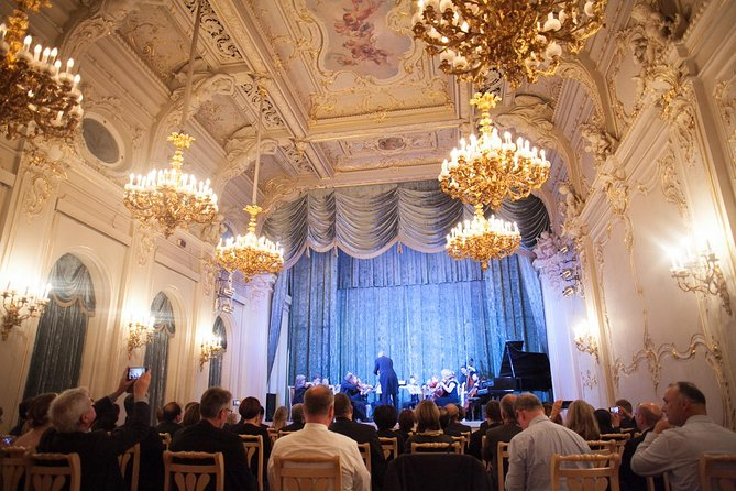 Music Salon in traditions of Russian Aristocracy