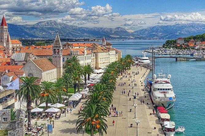 From Split to Trogir (Round Trip)