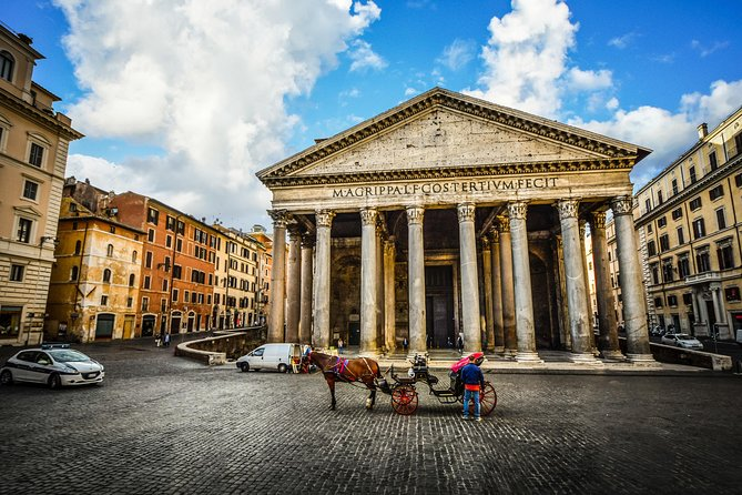 What Emperor Hadrian Lost: Audio Walk of Ancient Rome by Antinous the Tour Ghost