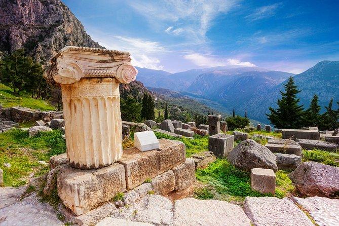 Delphi & Arachova Private Tour From Athens - Taxi, Van, MiniBus - Guide optional