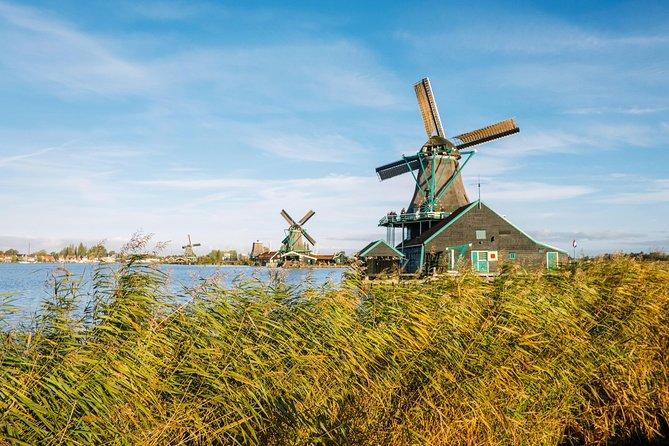 Volendam, Marken and Windmills Day Trip from Amsterdam