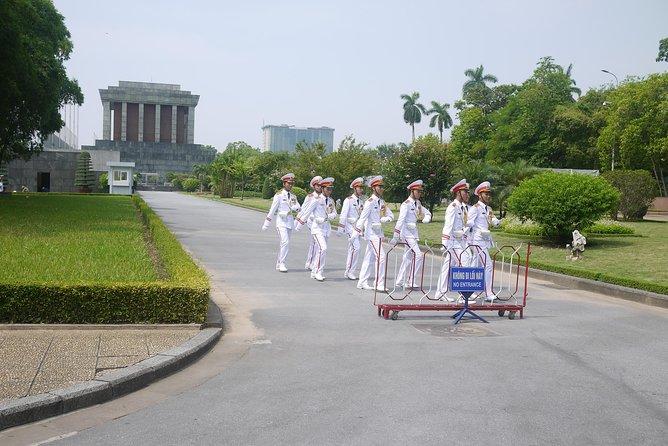 Unique Hanoi city tour full day