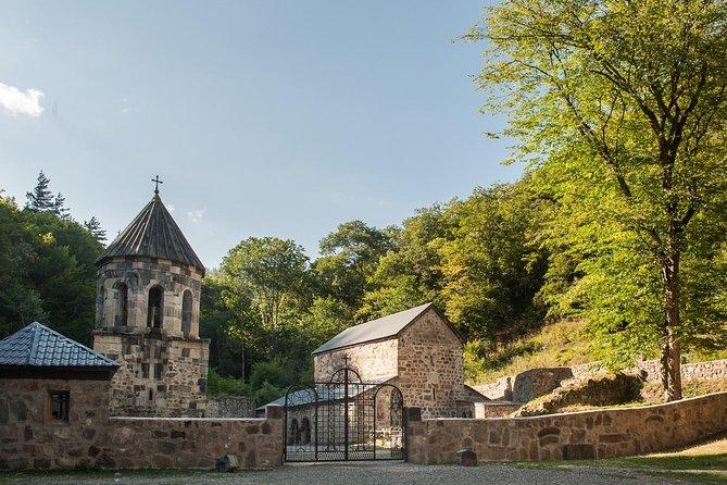 Mtskheta , Jvari ,Gori ,Uplistsikhe ,Borjomi & Green monastery Tour From Tbilisi