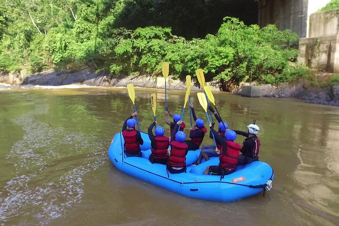 Unforgettable RAFTING from MEDELLIN (the best class IV river expedition)