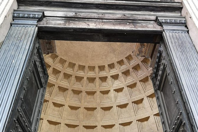 PANTHEON: its history, its function, its wonder. With archaeologist