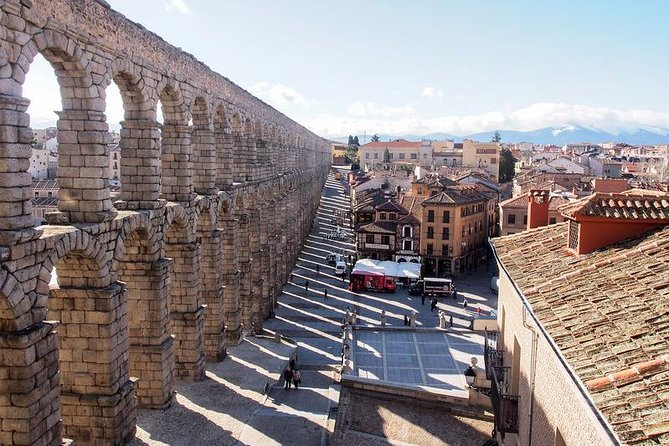 Toledo and Segovia from Madrid with Priority Access to Alcazar of Segovia