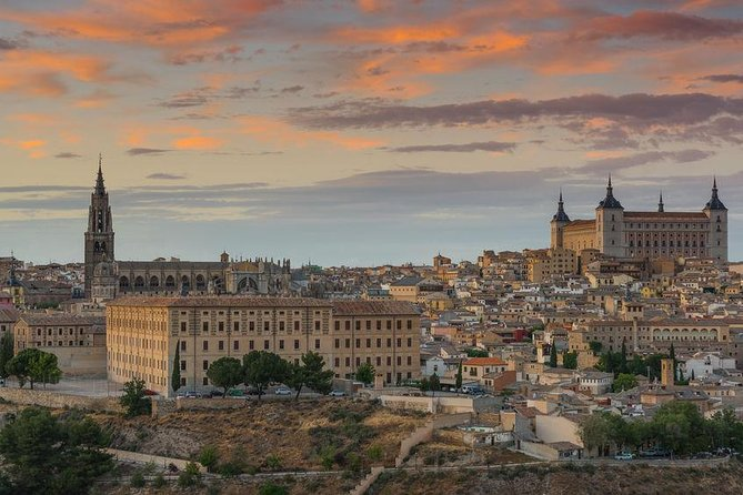 Toledo and Segovia from Madrid with Priority Access to Alcazar of Segovia