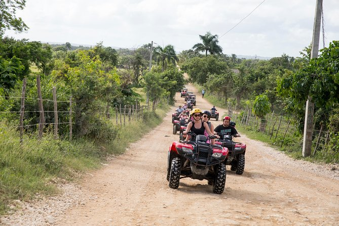4x4 Dominican Adventure with Chocolate and Coffee Tasting from Punta Cana