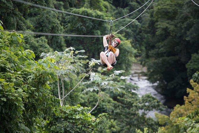 Zipline Adventure in Punta Cana