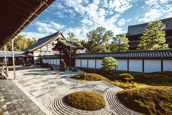 Kyoto Half-Day Small-Group Cultural Small Group or Private Tour