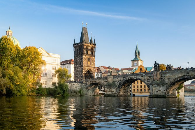 Volledige dag Praag Tour met Vltava River Cruise, Praagse Burcht en Lunch