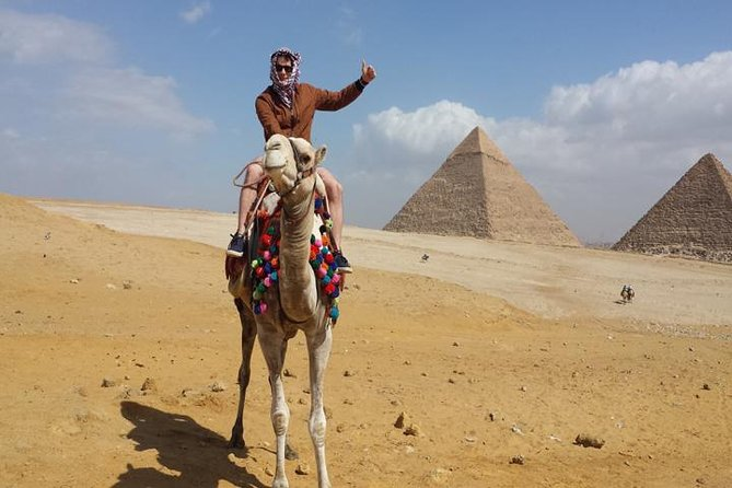 Private Tour: Giza Pyramids and Egyptian Museum with Camel Ride, Felucca Ride photo 24