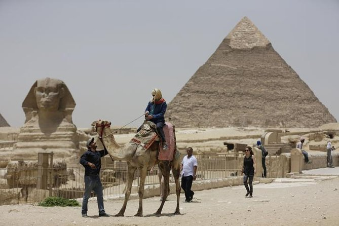 Private Tour: Giza Pyramids and Egyptian Museum with Camel Ride, Felucca Ride photo 16