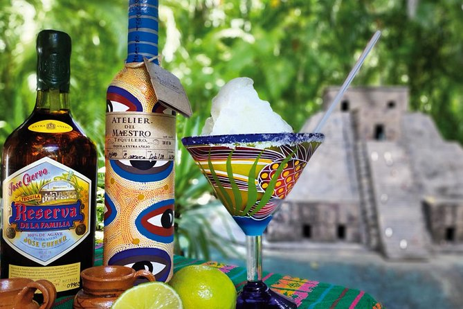 The Tequila Experience by Jose Cuervo at Discover Mexico Park
