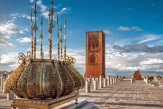 Royal cities & Essaouira 5 * standard from marrakech