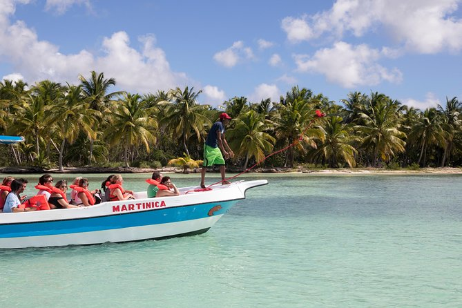 Day Trip to Saona Island and Altos de Chavon