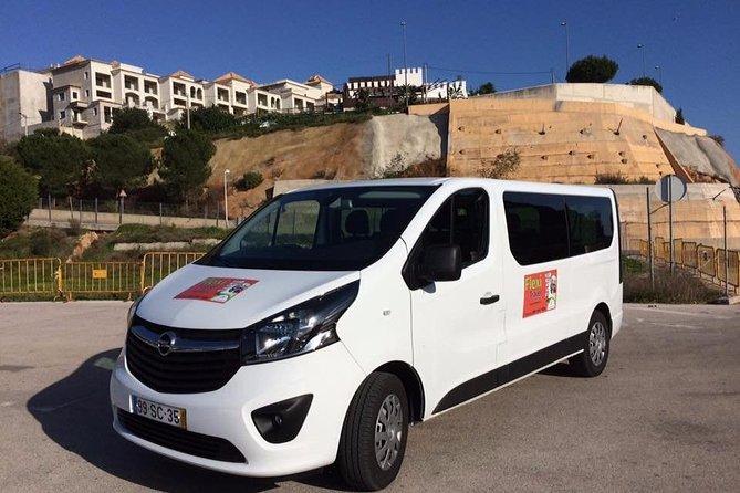 Faro Airport Transfers Vilamoura 6pax