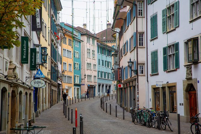 Private Tour: Zurich Walking Tour