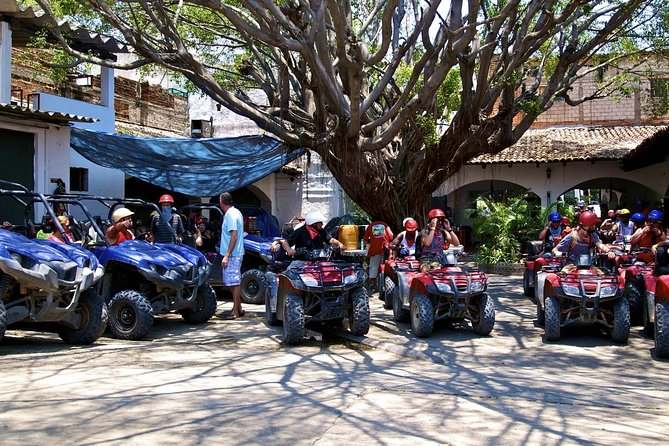 Puerto Vallarta Shore Excursion: ATV Adventure Tour photo 5