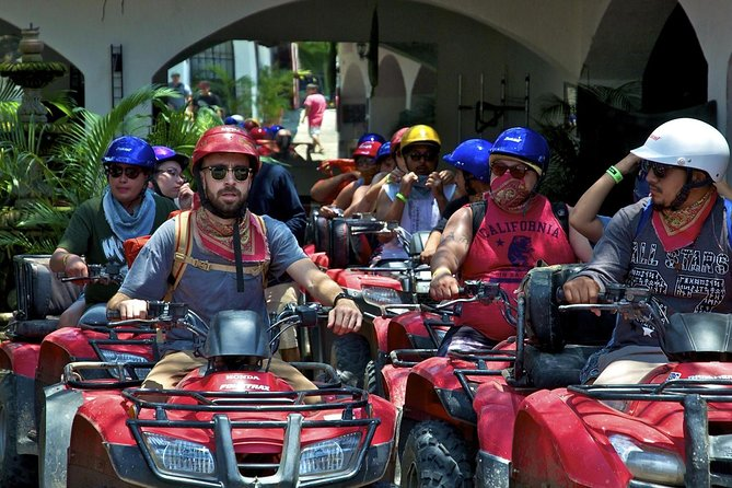 Puerto Vallarta Shore Excursion: ATV Adventure Tour photo 2