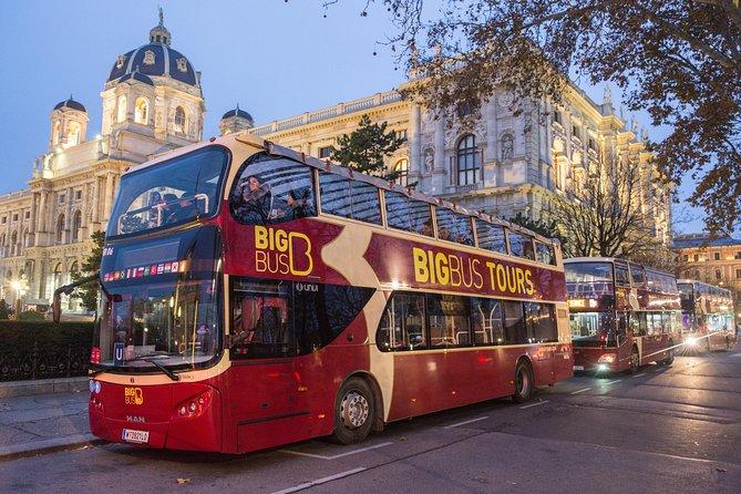 Vienna Hop On Hop Off Bus Tour 2021
