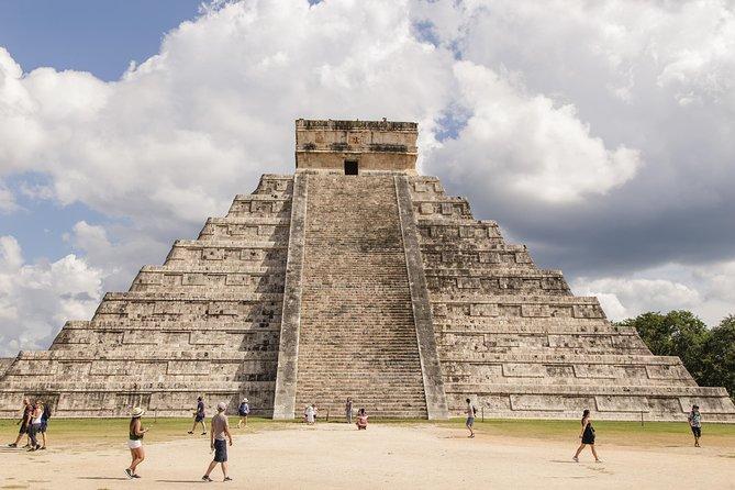 Chichen Itza All-Inclusive tour, Valladolid with Cenote Swim & Mexican Buffet