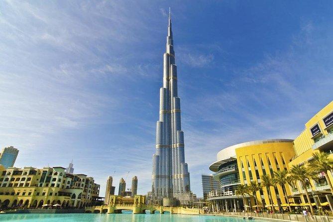 Dubai City Tour And Ferrari world Abu Dhabi Tour