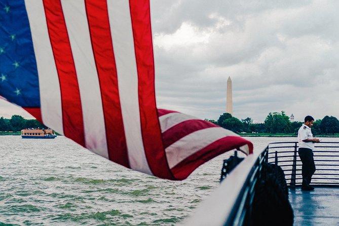 Washington DC Odyssey Dinner Cruise