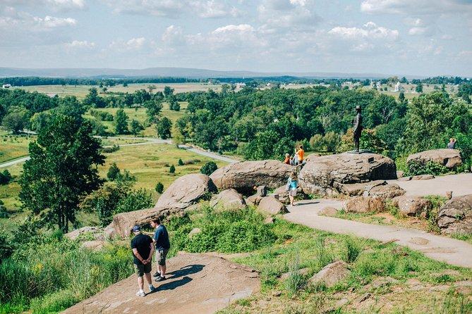 Gettysburg Day Trip from Washington DC